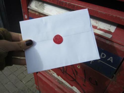 letter to karina