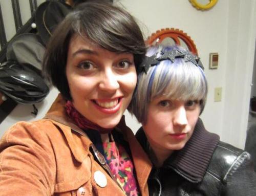 julia and iris