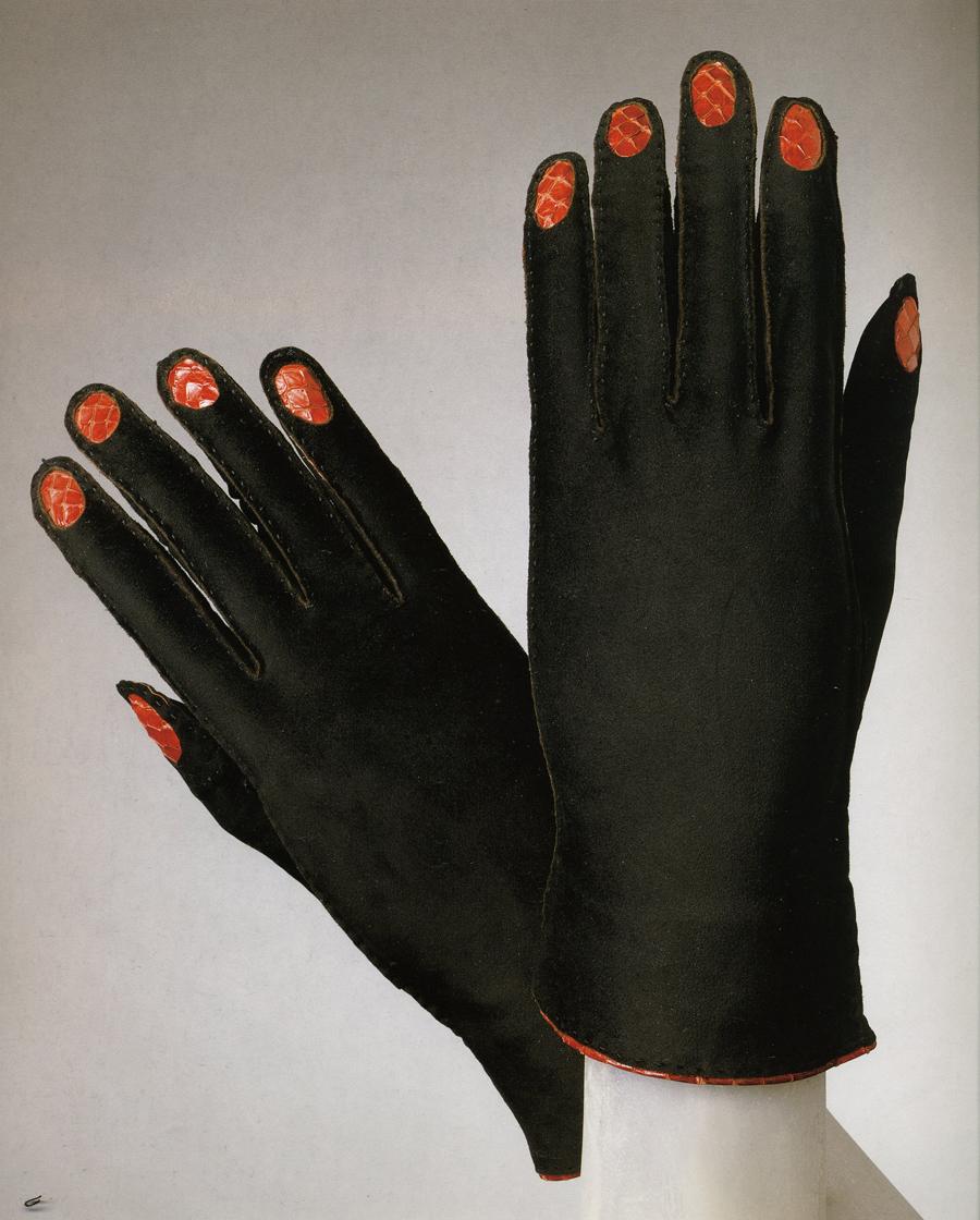 Перчатки для маникюра своими руками