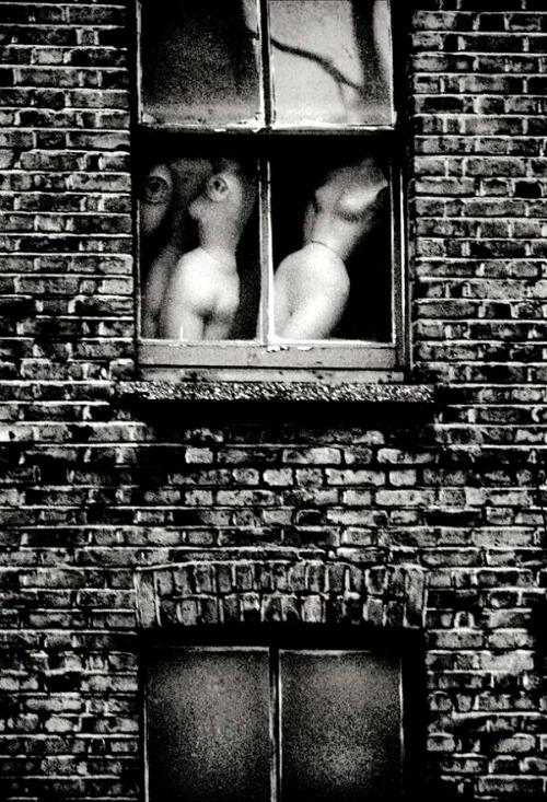 Mannequins, E1 by John Claridge, 1968