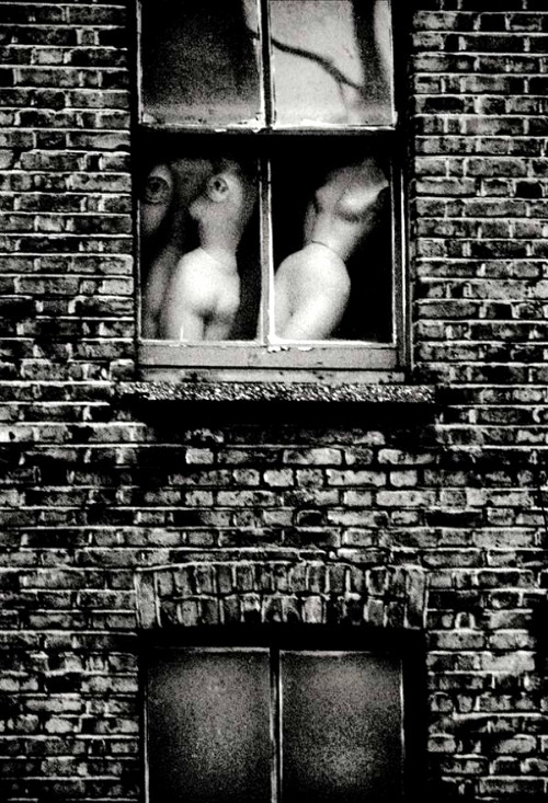Mannequins, E1 by John Claridge, 1968