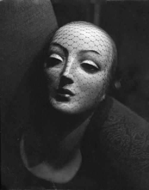 José Alemany - Mannequin Head Studies, 1920s -1930s
