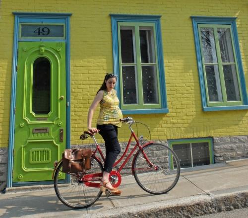 bike-preggers